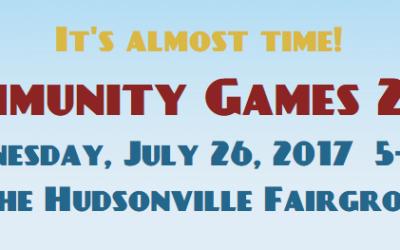 Hudsonville Community Games